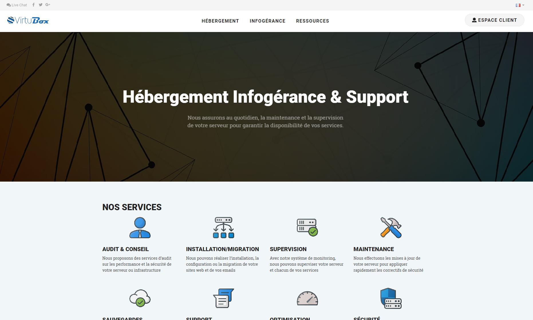 Contributions & Free Services - VirtuBox